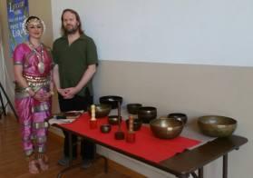 Devotional Dance Performance & Sound Healing
