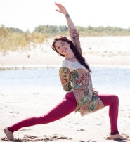 Sheena Oliphant Yoga Therapy