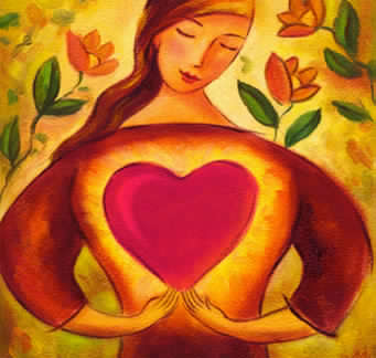 Sacred Female Heart