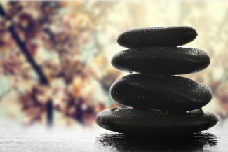Kaslo Spa: Hot Stone Massage