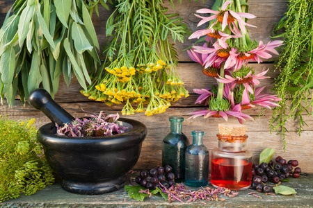 Herbal Oil Rejuvenation Massage